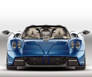 Pagani Huayra Roadster Is Beautiful… and Already Sold out
