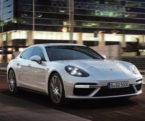 Porsche Panamera Turbo S E-Hybrid Has BIG Power