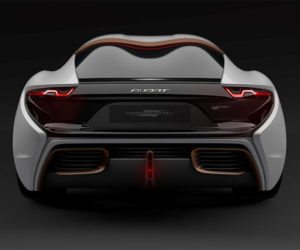 nanoFlowcell Quant 48VOLT Electric Sports Car Teased
