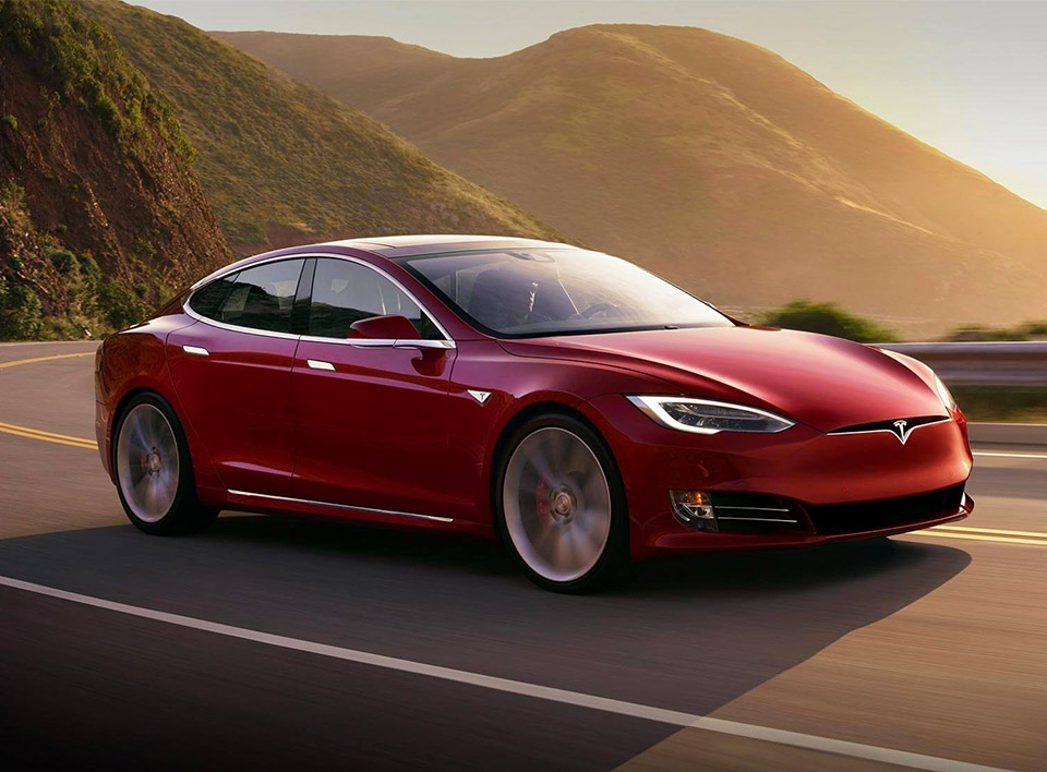 A Tesla Model S P100D Did 0-to-60 in 2.28 Seconds