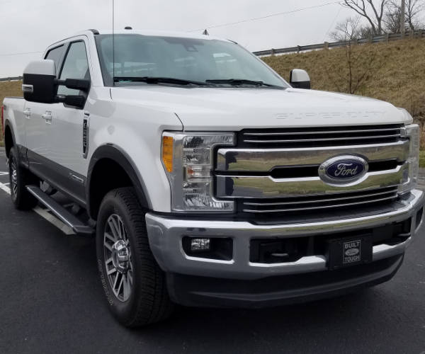 2017 Ford Super Duty Review: Getting Things Done