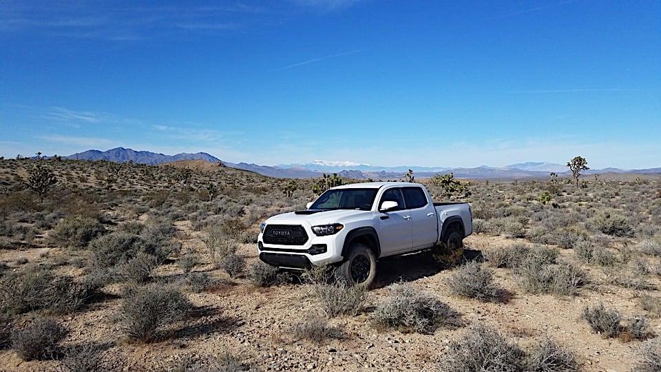 2017 Toyota Tacoma TRD Pro Desert Review