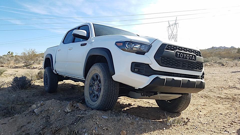 Luxury 2017 Toyota Tacoma TRD Pro Desert Review  95 Octane