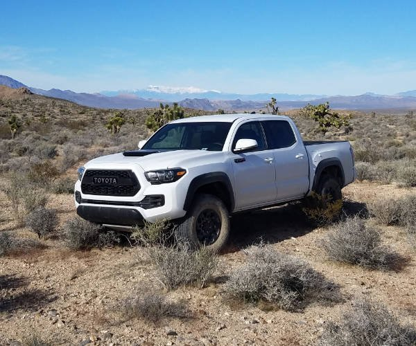 2017 Toyota Tacoma TRD Pro Desert Review