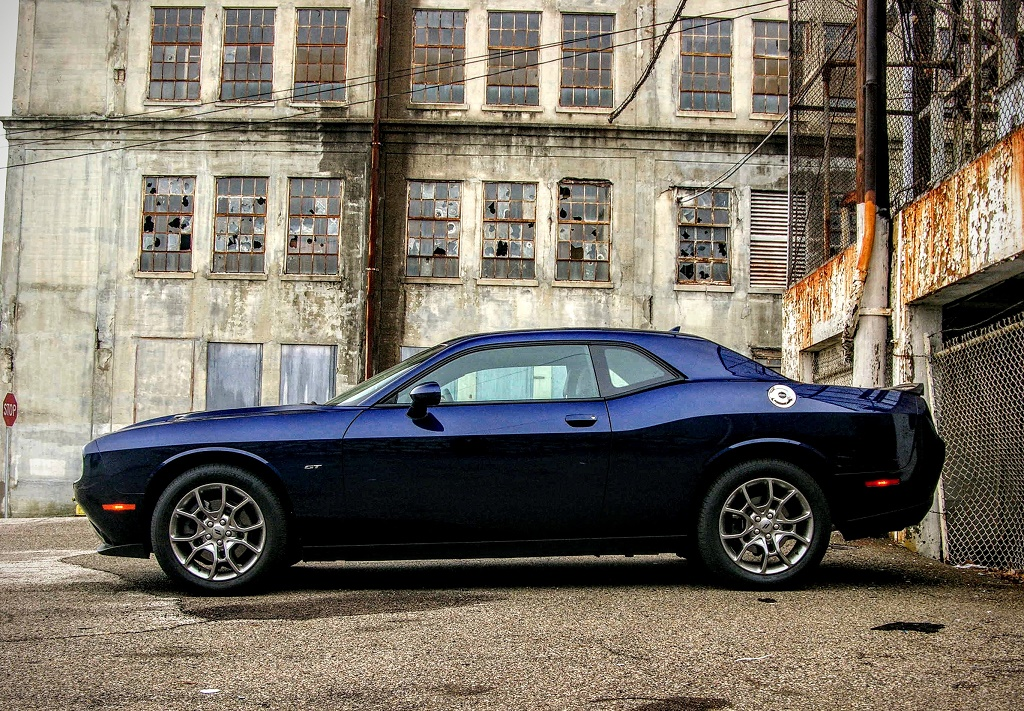 Beautiful Dodge Challenger GT Review Mild Muscle Car Meets AWD