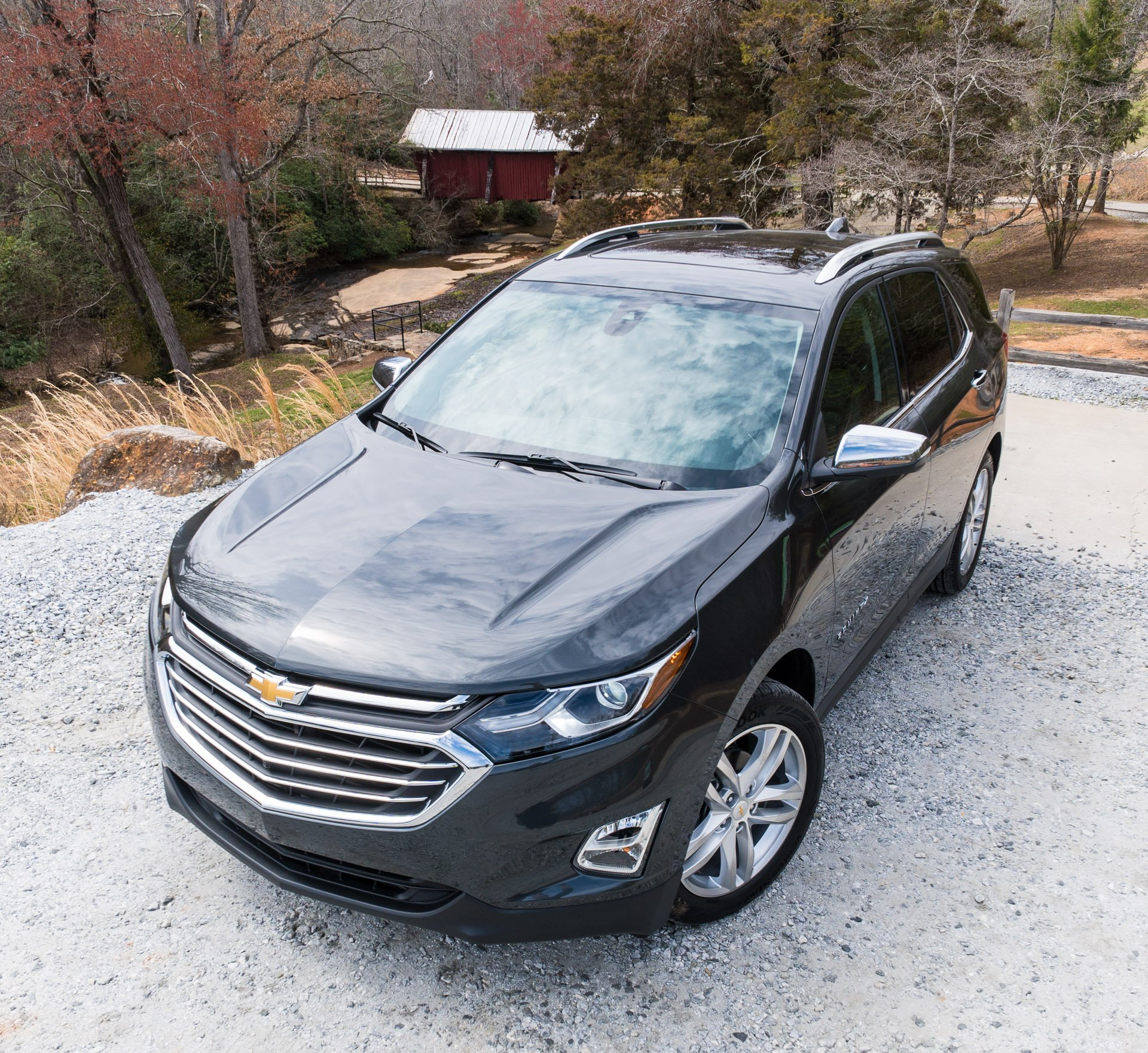 2018 Chevrolet Equinox Suspension: A Southern Roadtrip In The 2018 Chevrolet Equinox