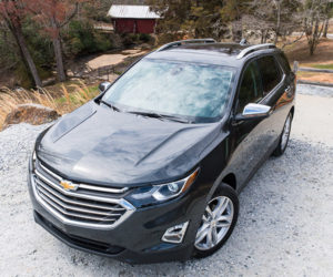 A Southern Roadtrip in the 2018 Chevrolet Equinox