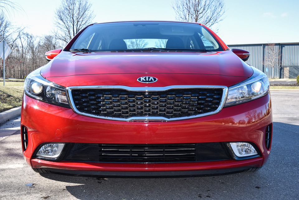 2017 Kia Forte S Review