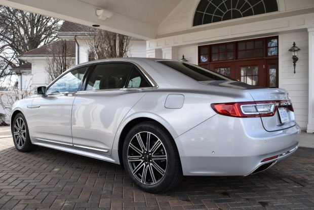 New 2017 Lincoln Continental Review  95 Octane