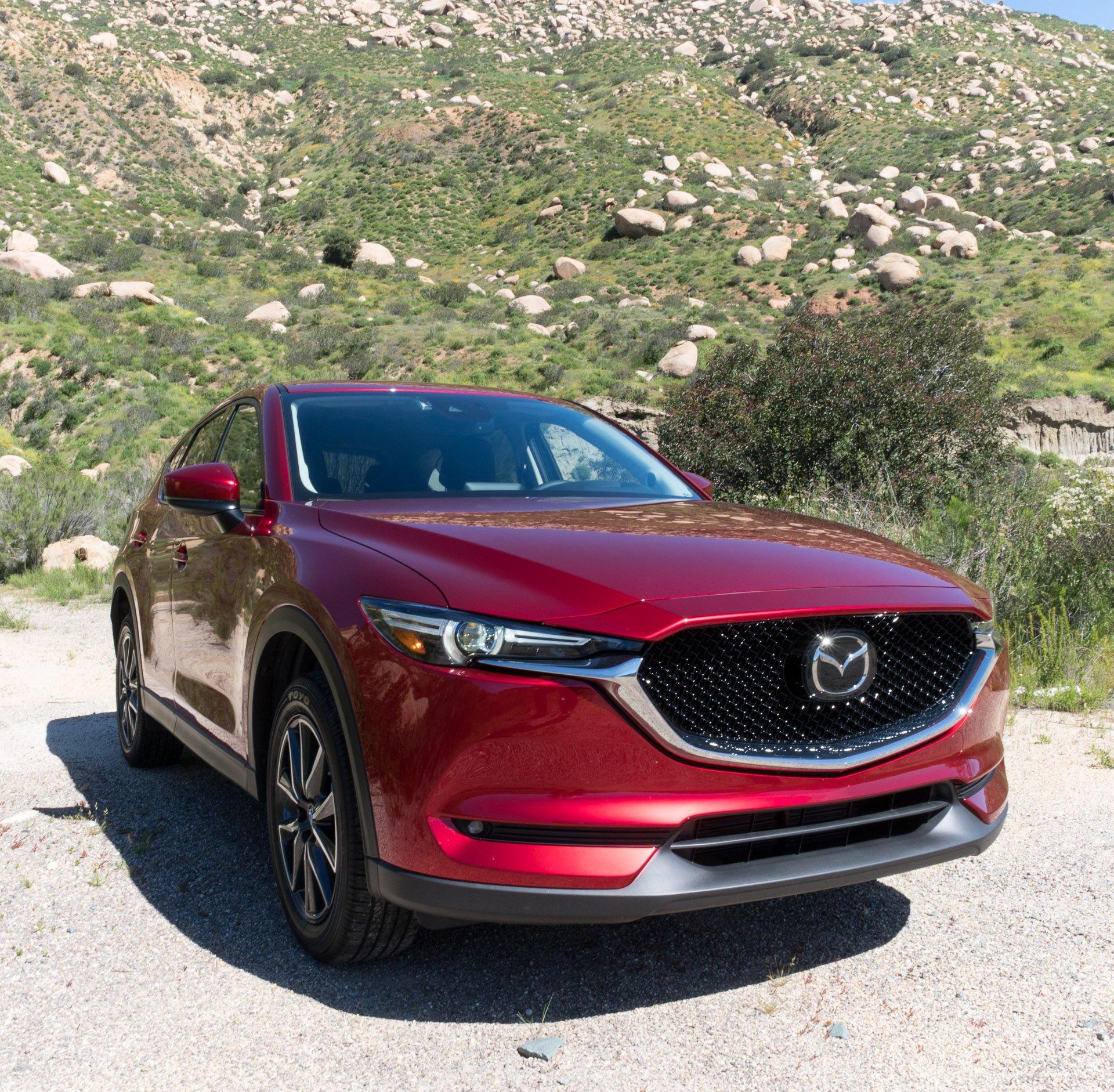 Mazda Com Cx5