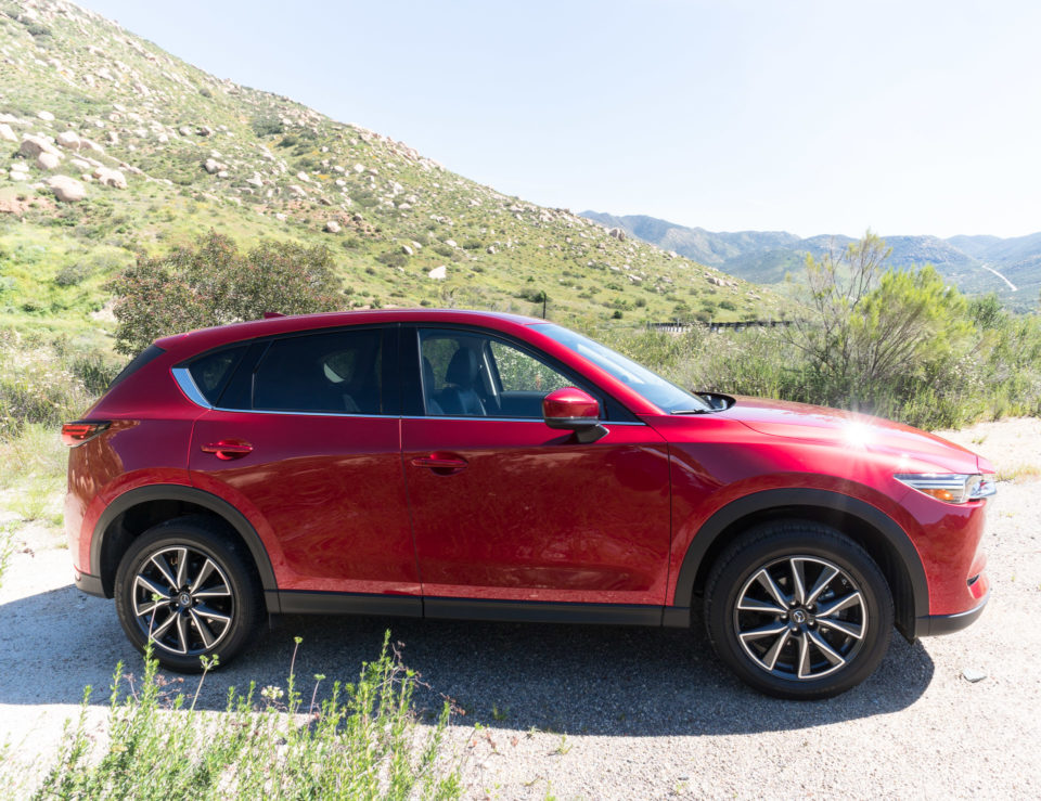 Original 2017 Mazda CX5 Grand Touring First Drive Review  95 Octane