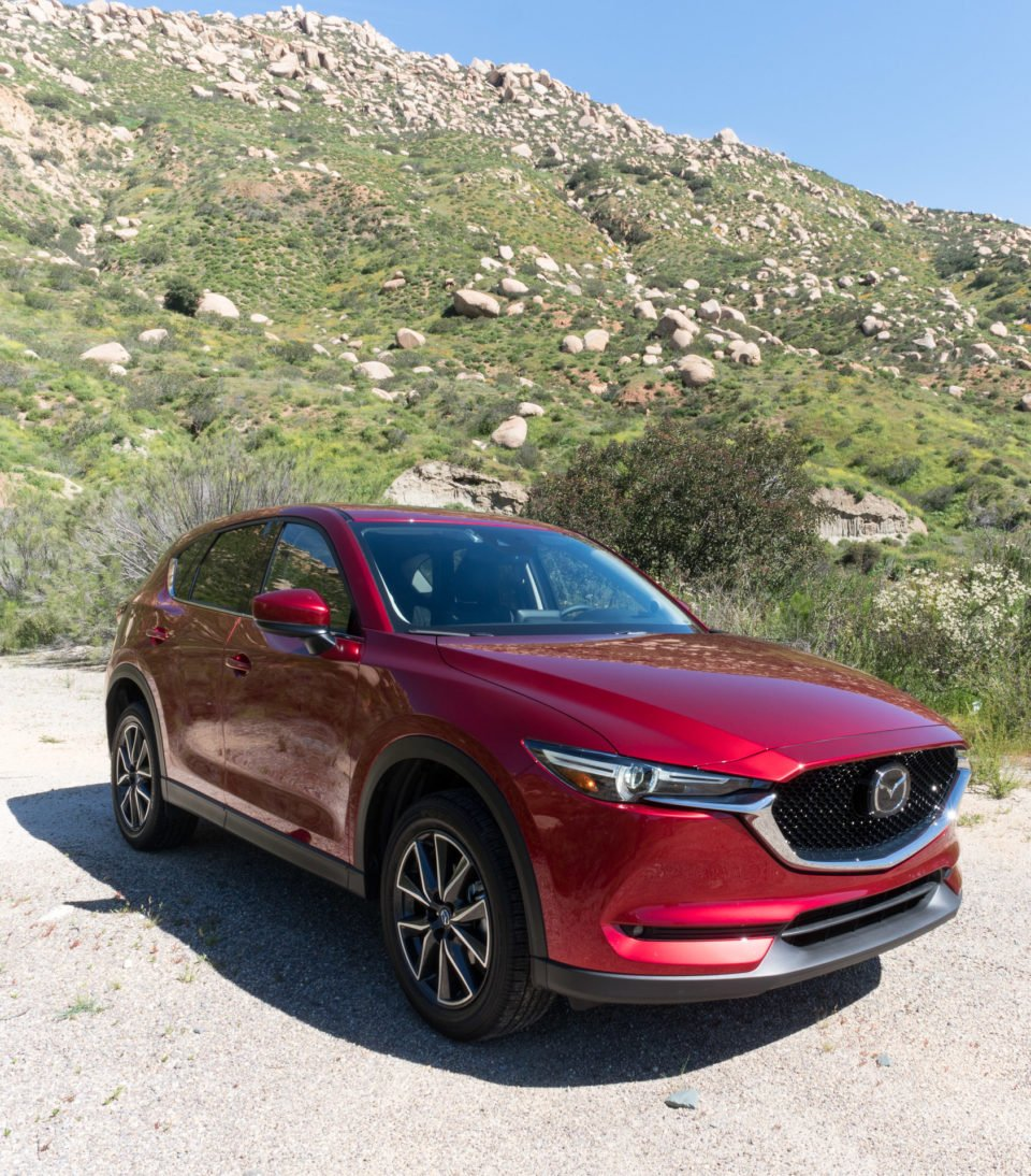 2017 mazda cx 5 grand touring first drive review. Black Bedroom Furniture Sets. Home Design Ideas