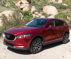 2017 Mazda CX-5 Grand Touring First Drive Review