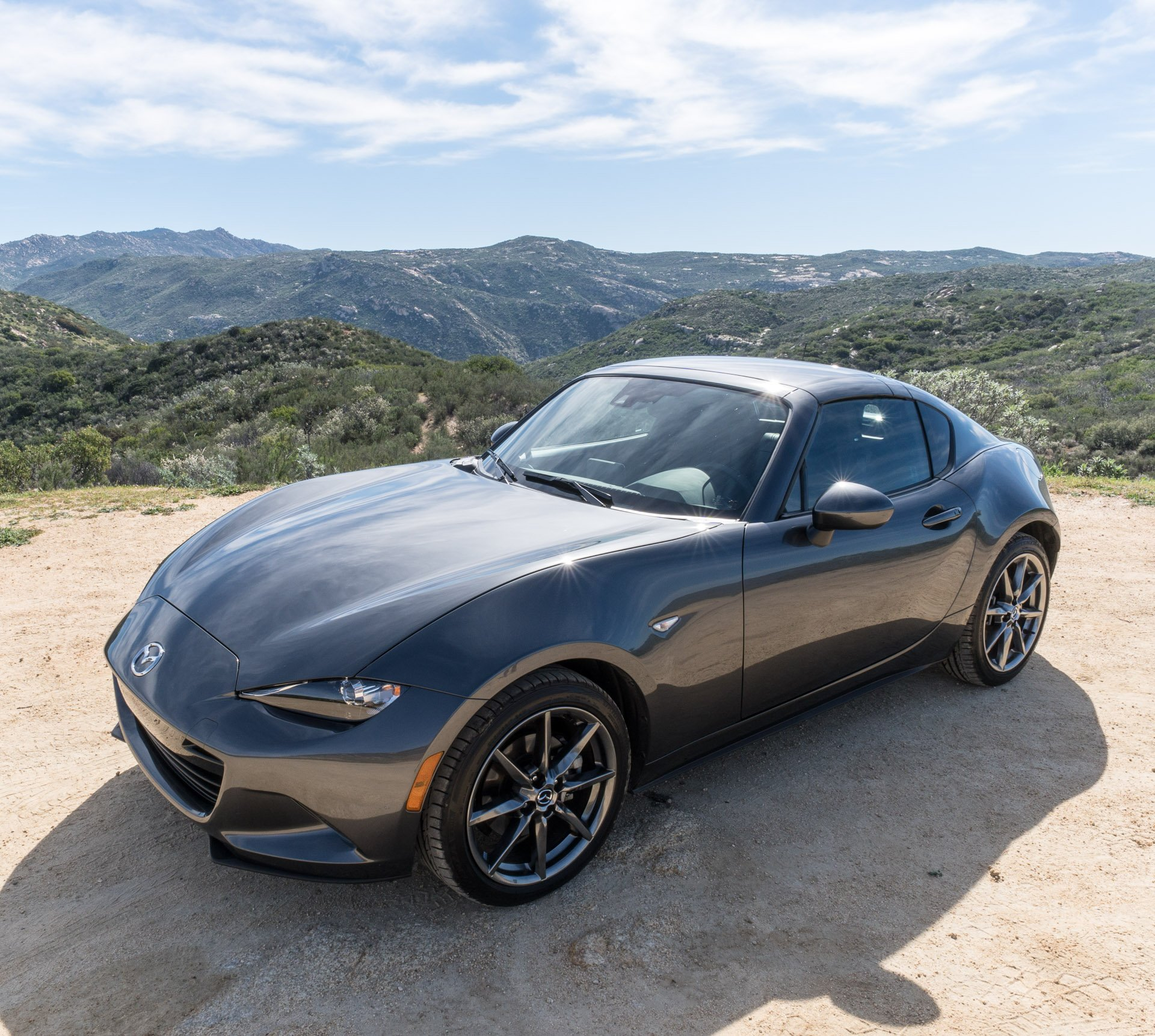 2017 Mx 5 Rf >> The 2017 Mazda MX-5 RF Is the Best Kind of Miata - 95 Octane