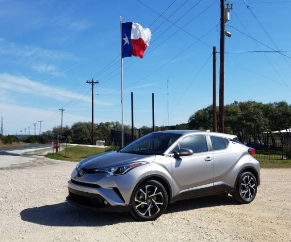 2018 Toyota C-HR: An Excellent Handling Crossover?