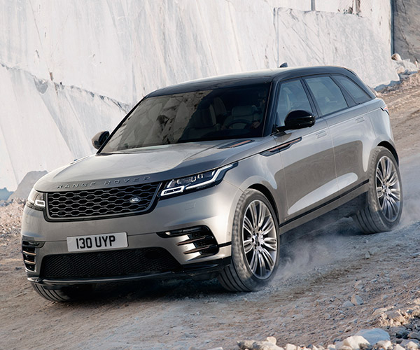 2018 Range Rover Velar Gets Official