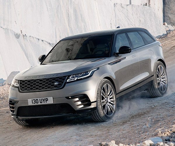 2018 Range Rover Velar Gets Official