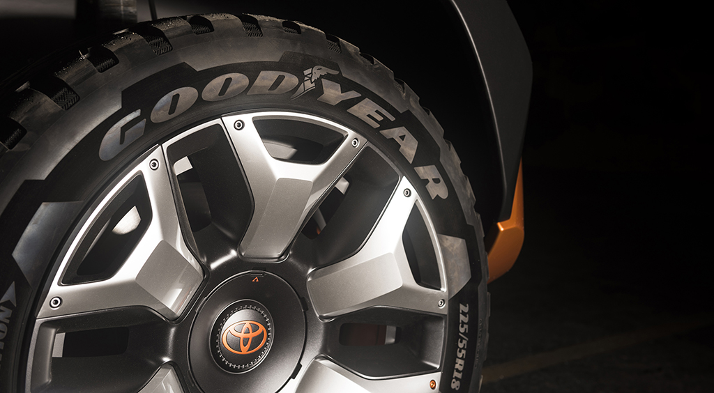 FT-4X Concept: Toyota FJ Cruiser Reincarnate?