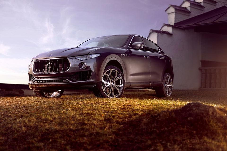 Novitec Upgrades Maserati Levante