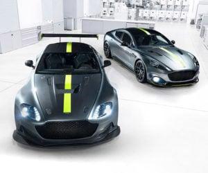 Aston Martin AMR Series: What James Bond Dreams of