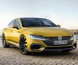 2018 Volkswagen Arteon Sedan Gets Official