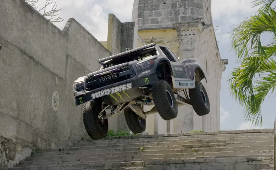 Toyo Tires and BJ Baldwin Tear up Cuba in Recoil 4