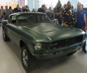1968 Mustang Fastback Used in Bullitt Found in Mexico
