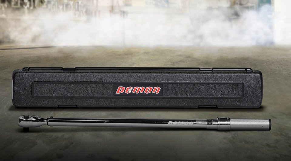 Dodge Demon Gets Custom Tool Kit For The Track 95 Octane