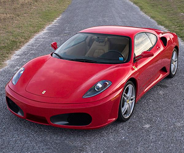 President Trump's Ferrari F430 for Sale