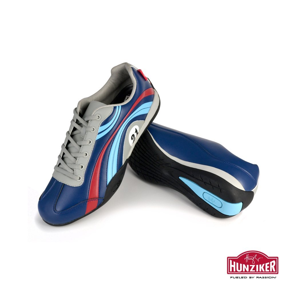 Hunziker Driving Shoes The Best Way To Heel Toe 95 Octane
