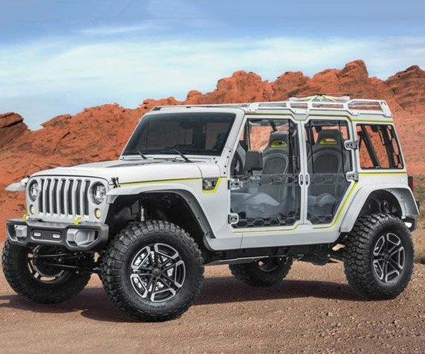 Jeep Easter Safari 2017 Concepts Get Official