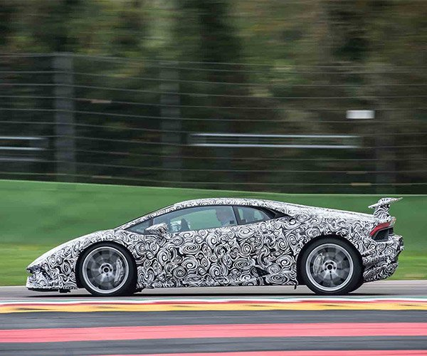 Watch the Huracán Performante Set a Nürburgring Record