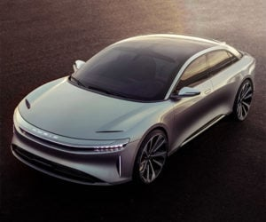 Lucid Air EV Price Undercuts Tesla Model S