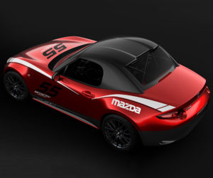 Mazda Motorsports Launches Hardtop for MX-5 Racers