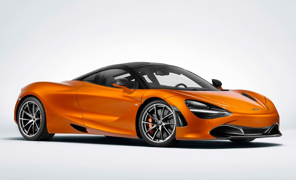 McLaren 720S is a Carbon Fiber Wonder
