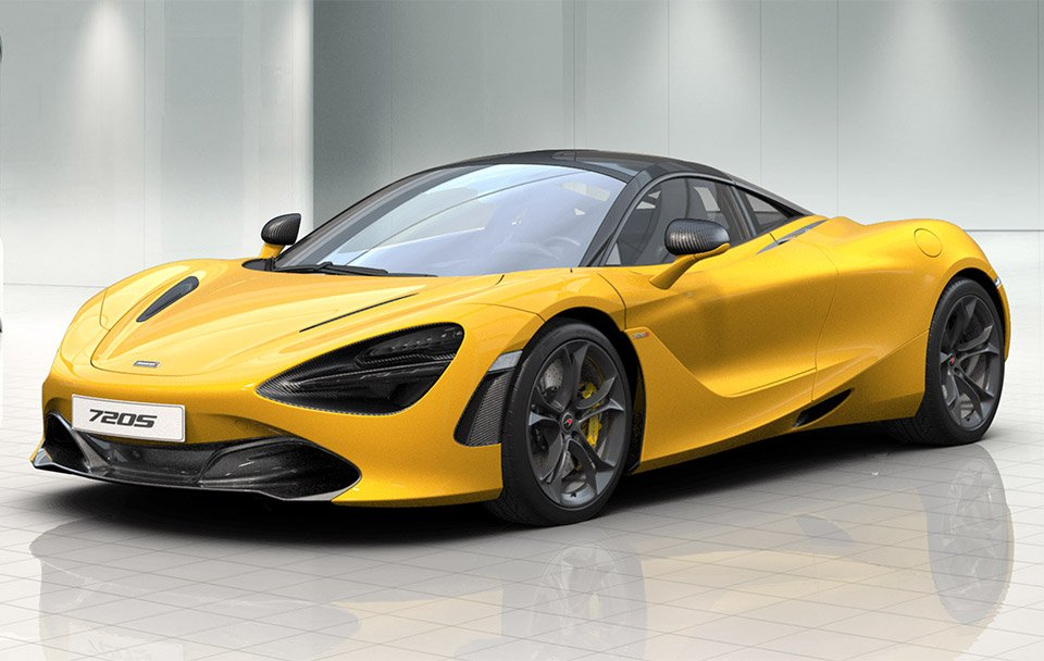 Mclaren To Build 720s Lt 95 Octane