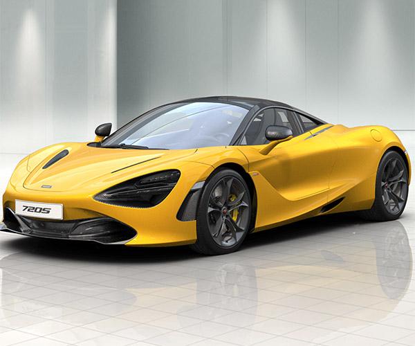 McLaren to Build 720S LT
