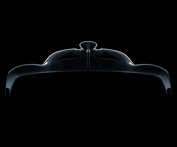 Mercedes-AMG Project One Hypercar Inherits Another F1 Trait