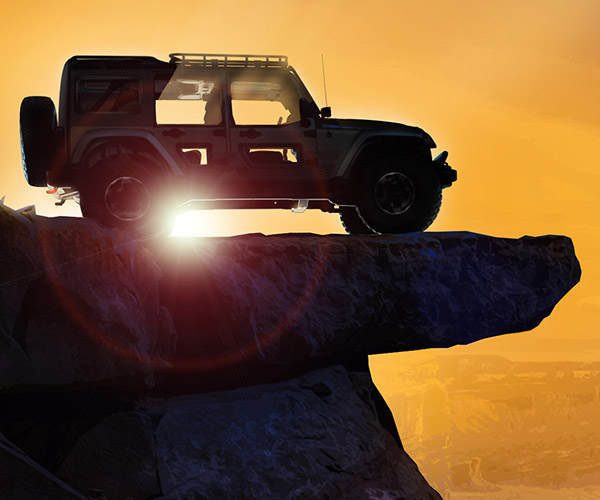 Jeep Teases Pair of Concepts for 51st Easter Jeep Safari