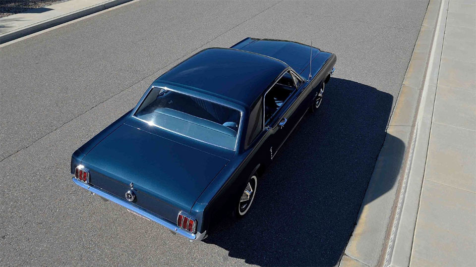1965 Mustang Serial Number 00002 for Sale