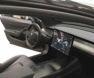 Elon Musk Says No Central Speedo for You!