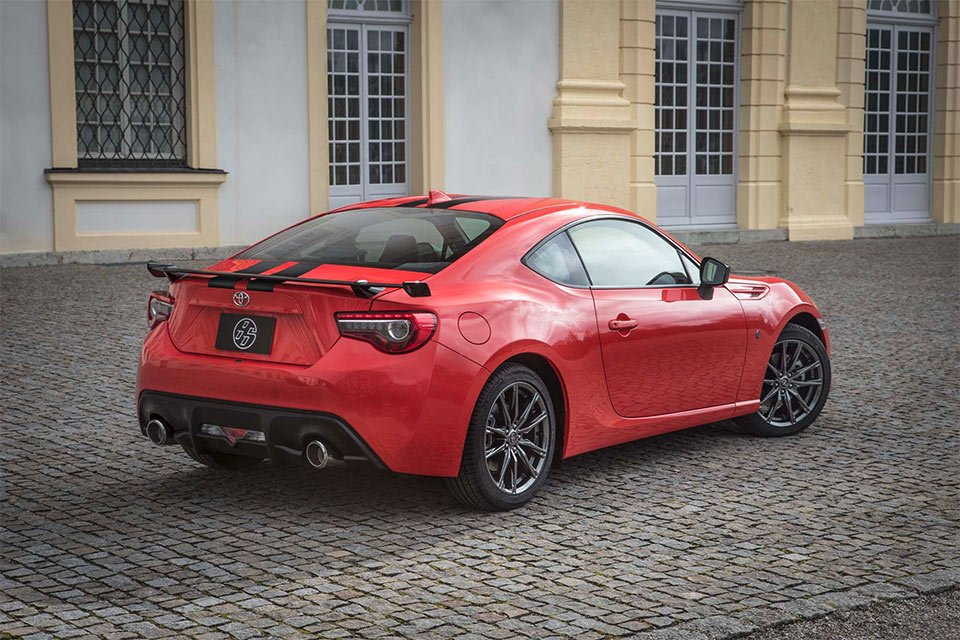 2017 Toyota 86 860 Adds a Zero to the 86 - 95 Octane