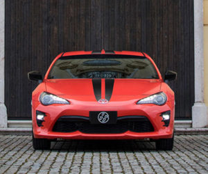 2017 Toyota 86 860 Adds a Zero to the 86