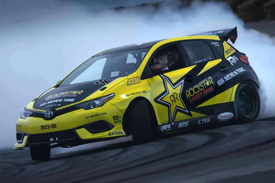 Benz Drift Car >> Toyota Corolla iM Drift Car Packs 1000 hp - 95 Octane