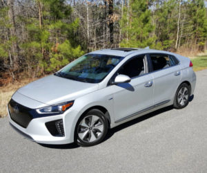 2017 Hyundai Ioniq Electric: A Logical Bolt EV Alternative?