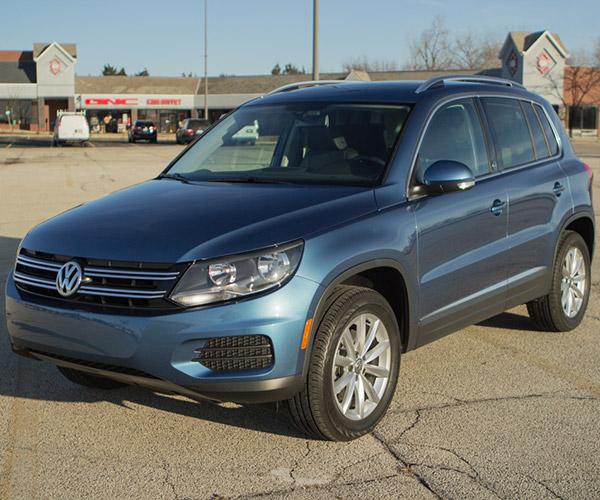 2017 Volkswagen Tiguan Wolfsburg Review