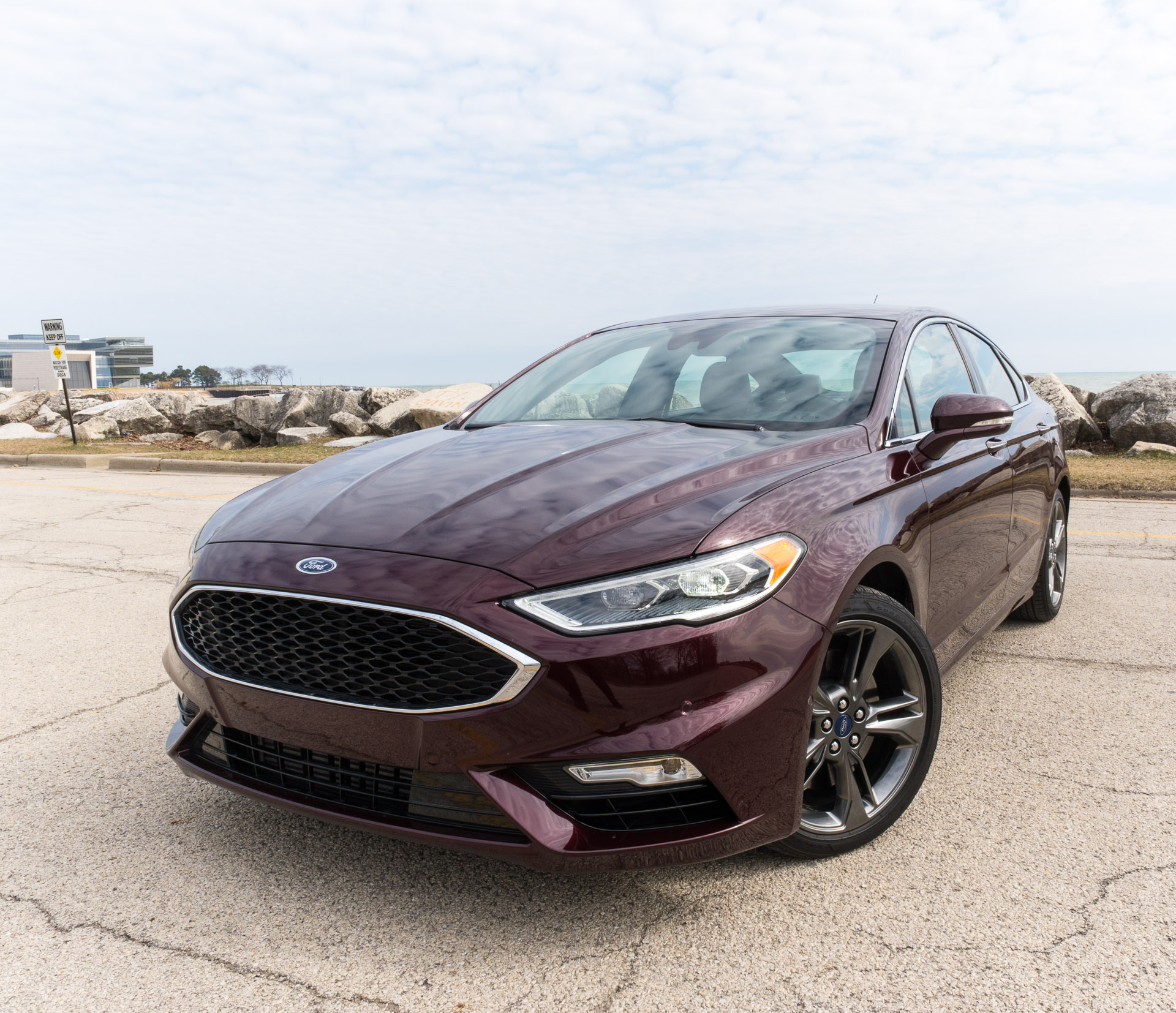 Perfect 2017 Ford Fusion Sport Review Daily Driver With A Dash Of Dynamite  95 Octane