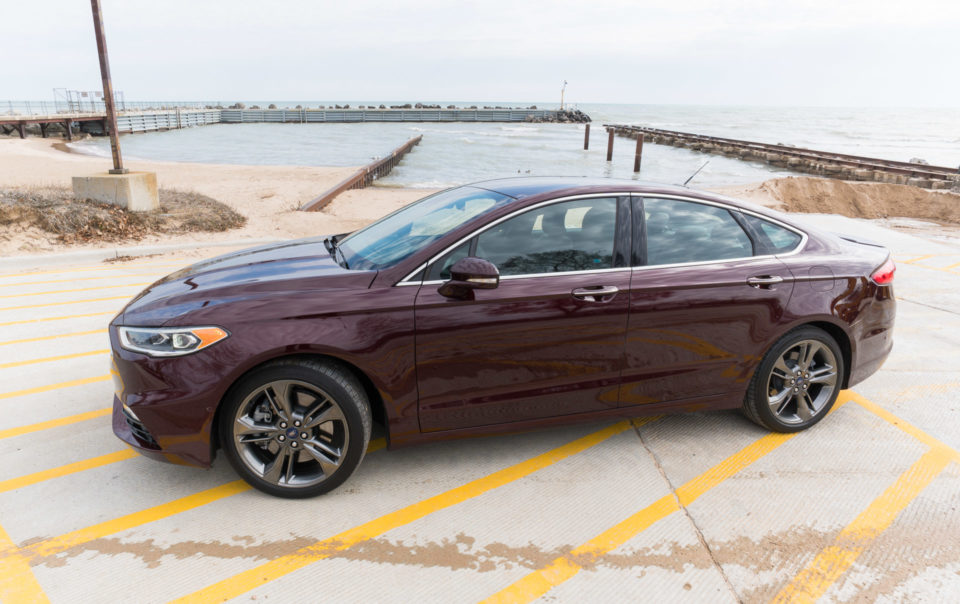 Beautiful 2017 Ford Fusion Sport Review Daily Driver With A Dash Of Dynamite  95 Octane