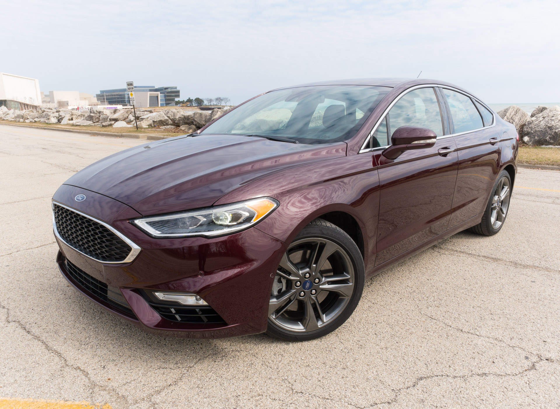 2017 Ford Fusion Sport Review Daily Driver With A Dash Of Dynamite