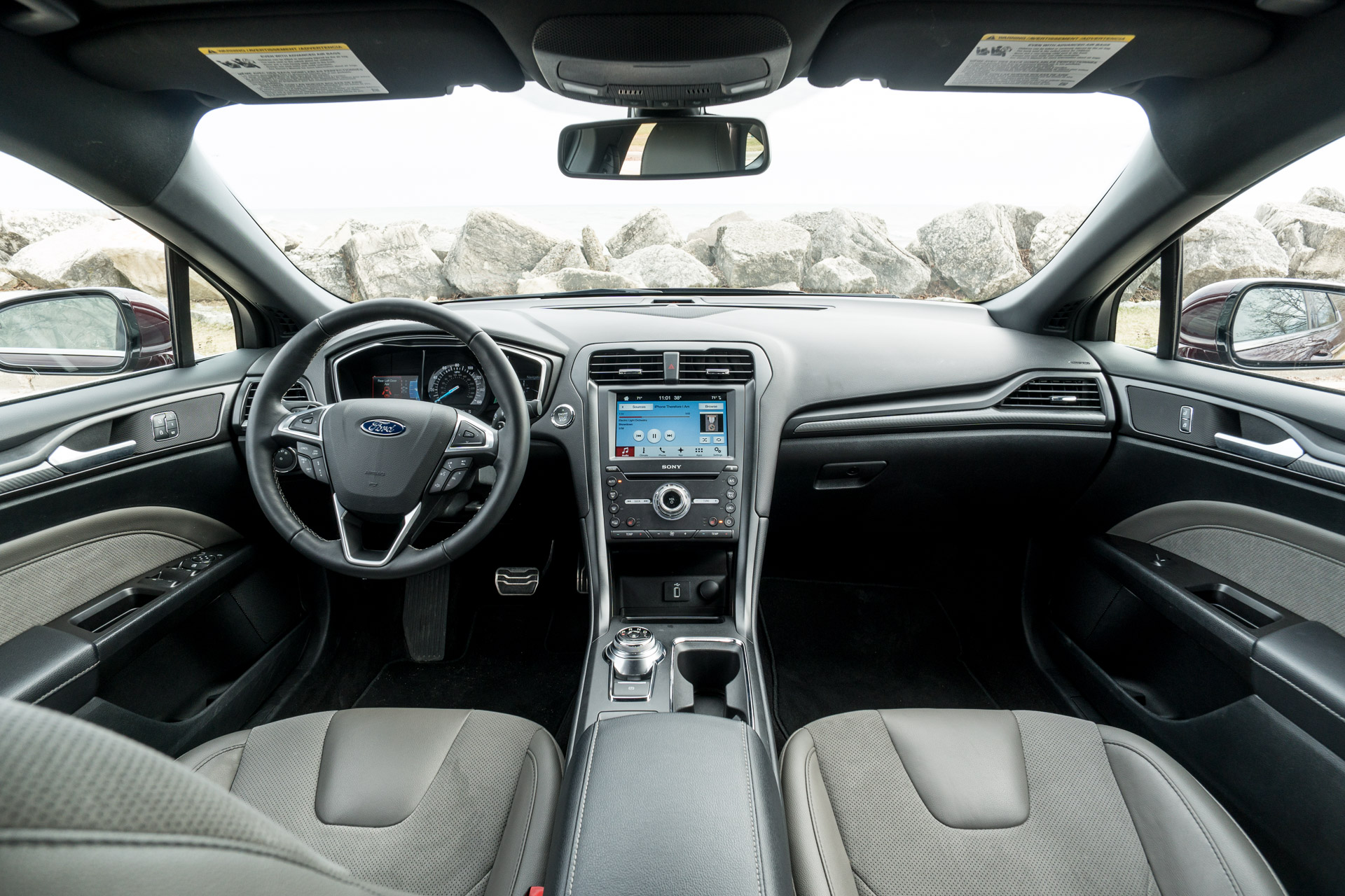 2017 ford fusion sport review daily driver with a dash of dynamite 95 octane. Black Bedroom Furniture Sets. Home Design Ideas